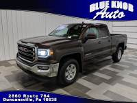 2016 GMC Sierra 1500 SLE Z71 Truck Double Cab in Duncansville | Serving Altoona, Ebensburg, Huntingdon, and Hollidaysburg PA