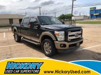Pre-Owned 2011 Ford F-250 King Ranch Crew Cab 4x4 4WD