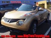 Used 2013 Nissan Juke SL SL Crossover 6M in Chandler, Serving the Phoenix Metro Area