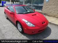 2002 Toyota Celica 3dr LB GT Auto (Natl)