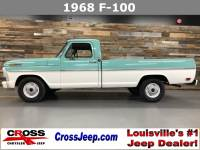 PRE-OWNED 1968 FORD F-100 TRUCK