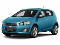 Used 2014 Chevrolet Sonic LT Hatchback in Yucca Valley