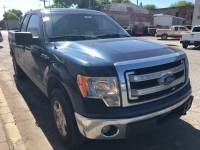 2013 Ford F-150 XLT Extended Cab Short Bed 4x4 EcoBoost