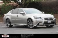 L/Certified 2015 Lexus GS 450h Hybrid