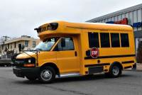 2013 Chevrolet Express G3500 Starcraft School Bus