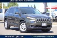2015 Jeep Cherokee Latitude FWD SUV - Certified Used Car Dealer Serving Sacramento, Roseville, Rocklin & Citrus Heights CA