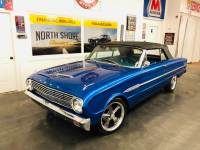 1963 Ford Falcon -FUTURA-BLUE ANGEL-4 WHEEL DISC- CONVERTIBLE CLASSIC-SEE VIDEO