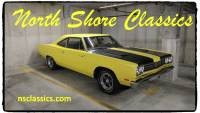1969 Plymouth Road Runner -426 BIG BLOCK-BEEP BEEP- READY, SET, ZOOM-MOPAR POWER-