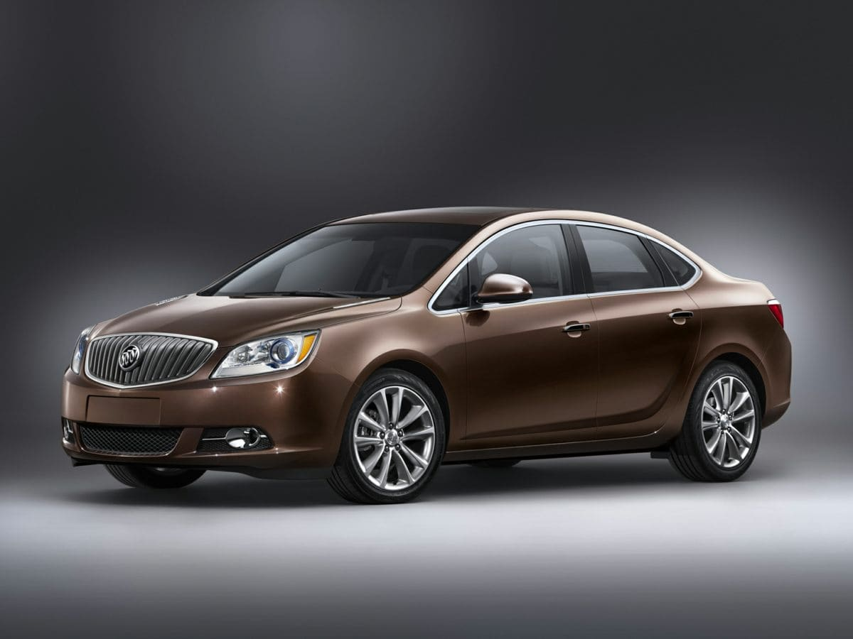 Photo 2014 Buick Verano Leather Group Sedan In Clermont, FL