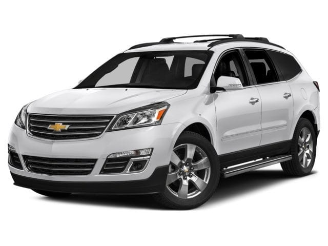 Photo Used 2016 Chevrolet Traverse AWD 4dr LTZ in Ames, IA