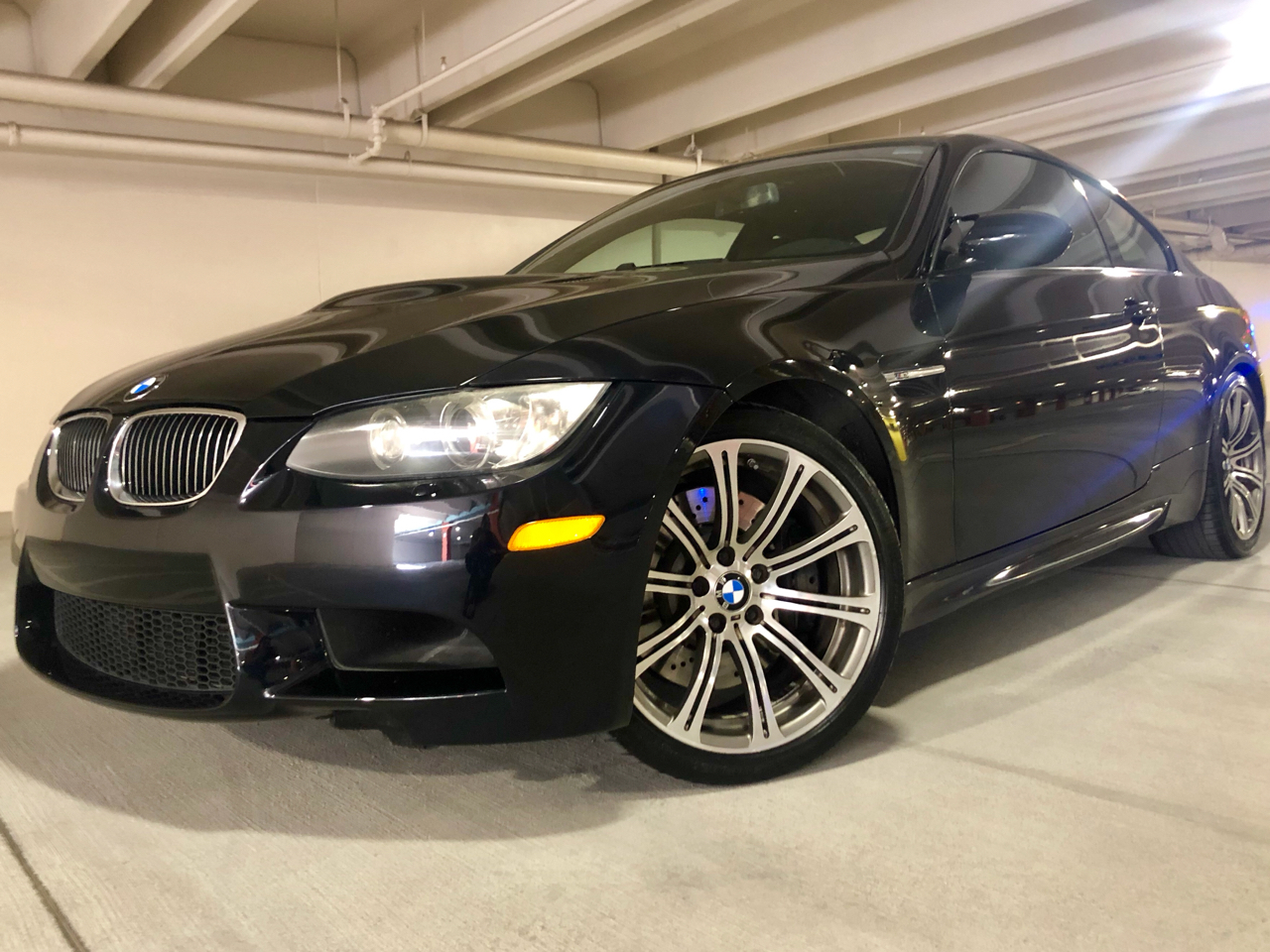 Photo 2009 BMW M3 M3 SMG COUPE 2dr