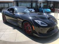 Pre-Owned 2013 Dodge SRT Viper GTS Coupe in Greenville SC
