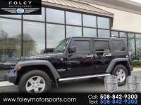 2007 Jeep Wrangler Unlimited 4WD 4dr Rubicon