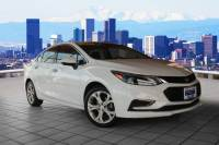 Certified Pre-Owned 2017 Chevrolet Cruze For Sale inThornton near Denver | Serving Arvada, Westminster, CO, Lakewood, CO & Broomfield, CO | VIN:1G1BF5SM6H7260015