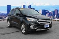 Certified Pre-Owned 2018 Ford Escape For Sale inThornton near Denver | Serving Arvada, Westminster, CO, Lakewood, CO & Broomfield, CO | VIN:1FMCU9GD9JUA05041