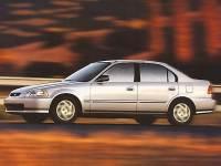1998 Honda Civic DX Sedan