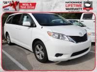 2012 Toyota Sienna 8 Passenger Minivan