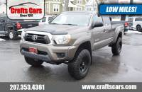 2013 Toyota Tacoma SR5 - 4x4 V6 Automatic - LIFTED Truck Access Cab