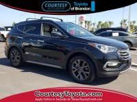 Pre-Owned 2017 Hyundai Santa Fe Sport 2.0L Turbo Ultimate SUV near Tampa FL
