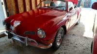 1971 Volkswagen Karmann Ghia -FUN CONVERTIBLE FOR THE OPEN ROAD-WELL KEPT CONDITION-