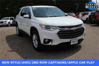Certified Used 2018 Chevrolet Traverse LT SUV in Burton, OH