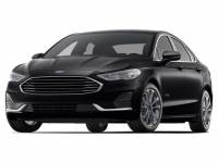 2019 Ford Fusion Hybrid Titanium FWD Car in White Plains, NY