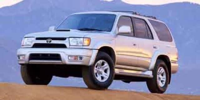 Photo Used 2001 Toyota 4Runner SR5 SUV in Miami