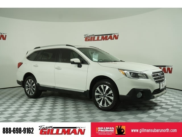 Photo 2017 Subaru Outback Touring EYE Sight Leather Interior Sunroof Harmon
