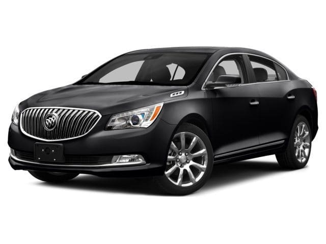 Photo Pre-Owned 2016 Buick Lacrosse Leather in Schaumburg, IL, Near Palatine