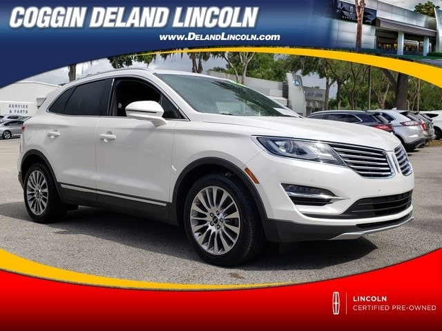 Photo Certified 2015 Lincoln MKC Reserve FWD in Jacksonville FL