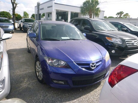 Photo Used 2008 Mazda Mazda3 s for Sale in Clearwater near Tampa, FL