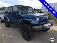 2010 Jeep Wrangler Unlimited Sahara SUV In Clermont, FL