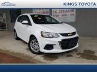 Used 2017 Chevrolet Sonic LT Hatchback in Cincinnati, OH