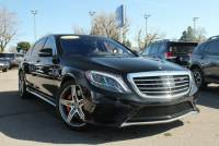 Used 2016 Mercedes-Benz S-Class S 63 AMG® near Denver, CO
