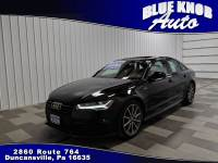 2016 Audi A6 3.0T Premium Plus Sedan in Duncansville | Serving Altoona, Ebensburg, Huntingdon, and Hollidaysburg PA