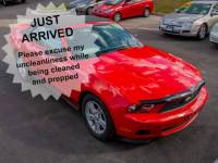 Pre-Owned 2012 Ford Mustang V6 CONV RWD Convertible