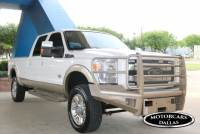 2012 Ford Super Duty F-350 SRW King Ranch
