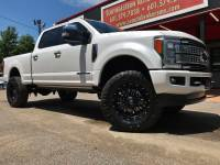 2017 Ford F-350 SD PLATINUM CREW CAB SHORT BED 4WD CUSTOM LIFTED