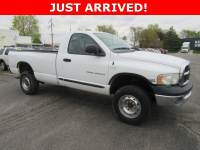 Used 2003 Dodge Ram 2500 ST Reg Cab 140.5 WB 4WD ST for Sale in Waterloo IA
