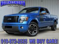 2012 Ford F-150 FX2 SuperCab 6.5-ft. Bed 2WD