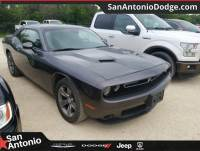 Used 2015 Dodge Challenger 2dr Cpe SXT Coupe