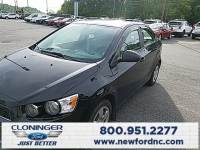 Used 2016 Chevrolet Sonic For Sale Hickory, NC | Gastonia | C84042A