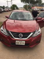 Pre-Owned 2016 Nissan Altima 2.5 SV Front Wheel Drive Cars