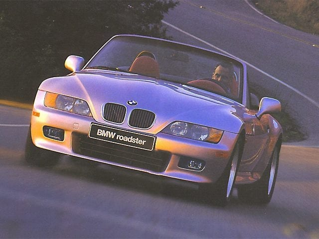 Photo Pre-Owned 1998 BMW Z3 2.8 in Charlottesville VA