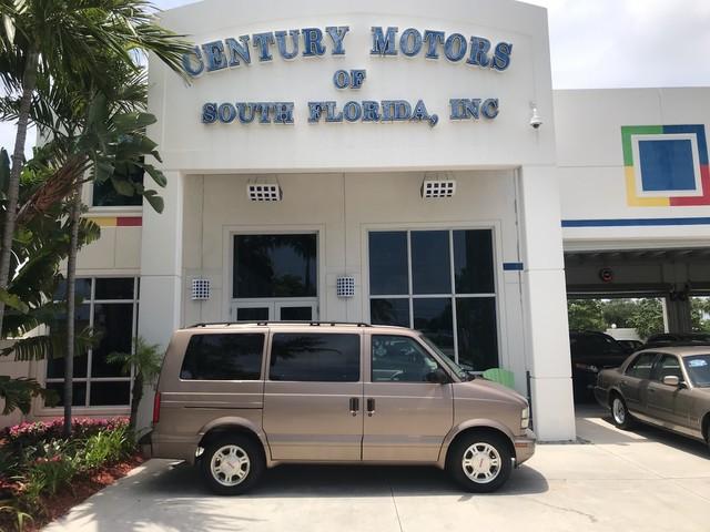 Photo 2003 GMC Safari Passenger 1 Owner CarFax Rear AC CD Cruise Alloy Wheels 4.3L V6
