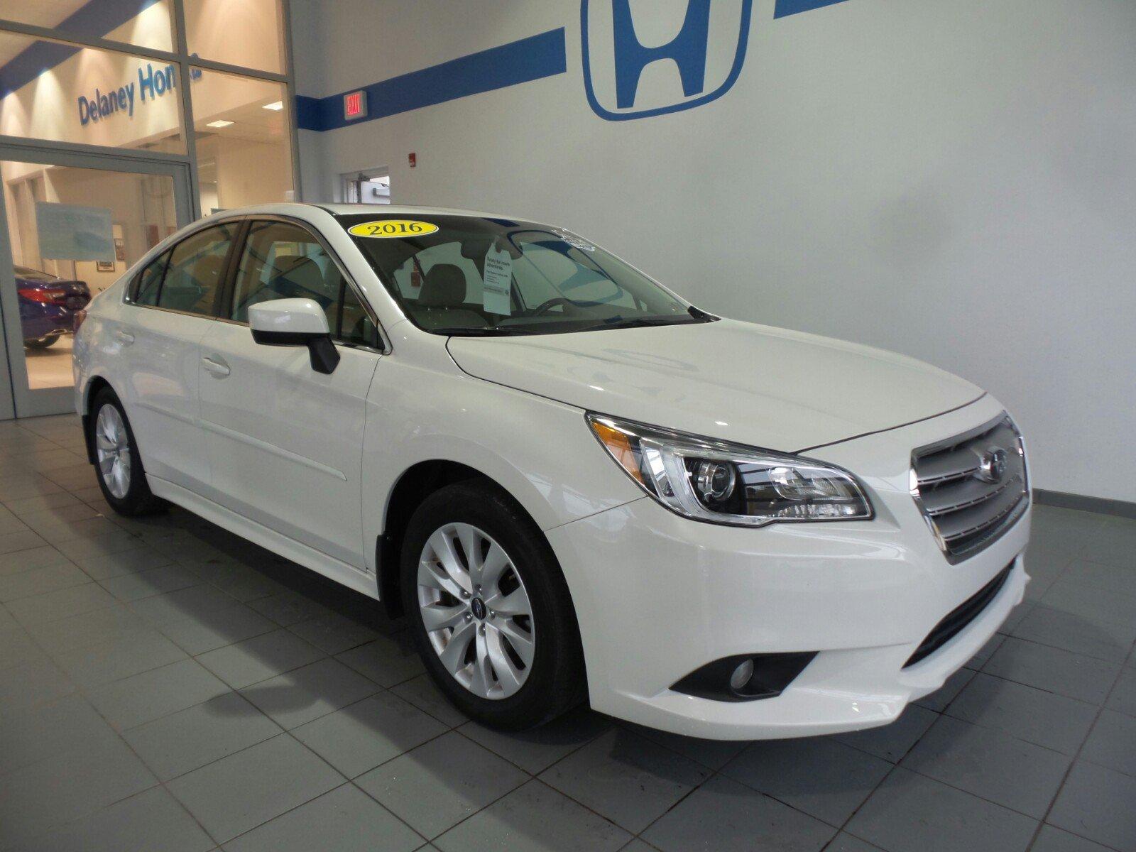 Photo 2016 Subaru Legacy 2.5i Premium For Sale Indiana, PA