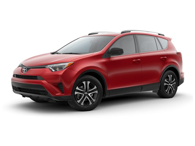 Photo Used 2016 Toyota RAV4 LE SUV 4-Cylinder DOHC Dual VVT-i for Sale in Crosby near Houston