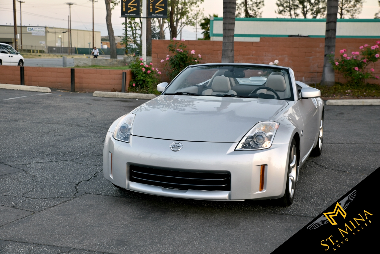 Photo 2007 Nissan 350Z Grand Touring Roadster