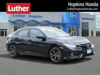 2017 Honda Civic Sport CVT in Hopkins