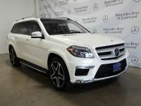 Certified Pre-Owned 2015 Mercedes-Benz GL 550 4MATIC®